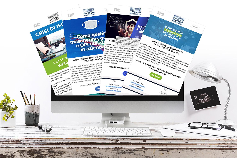 Newsletter soluzioni per il business